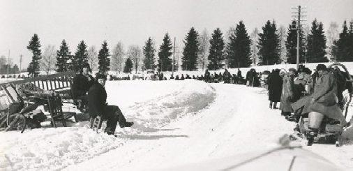 Эвакуация из восточной Финляндии в западную Финляндию в 1940 году.