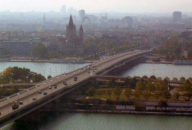 Имперский мост в наши дни.