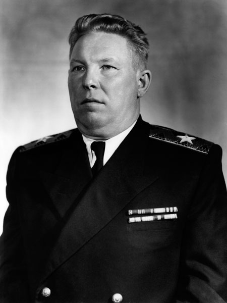 Шашков Зосима - министр речного флота СССР.