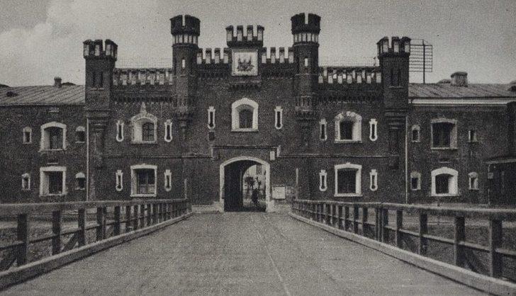 Брестская крепость накануне войны. Сентябрь 1939 г.