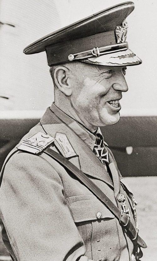Кондукэтор Румынии маршал Ион Антонеску.
