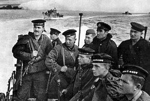 Бронекатера Балтийского флота.