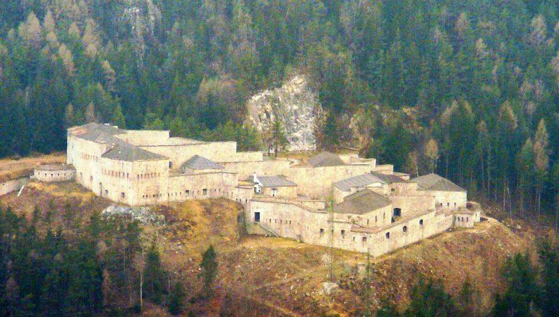 Крепость Фортецца (Франценфесте).