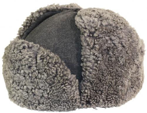 Финская шапка-ушанка.