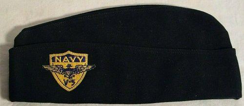 Пилотка военнослужащих ВМС.