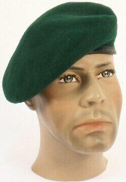 Берет подразделений коммандос (морской пехоты).