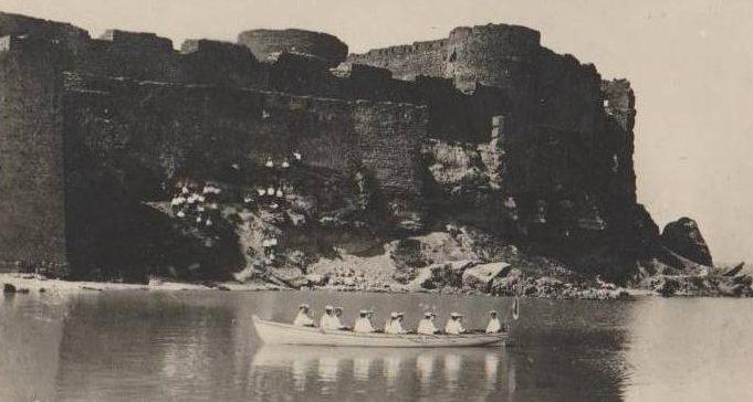 Аккерманская крепость. 1940 г.