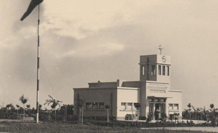 Аэропорт 1940 г.