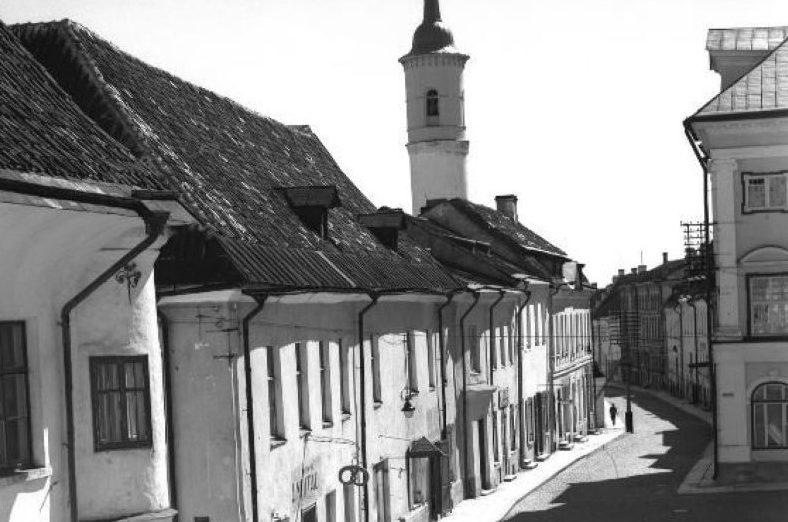 Нарва в 1940 году.