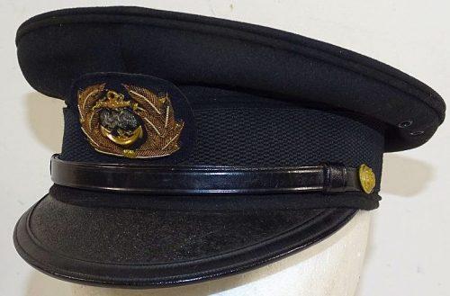 Фуражка офицера торгового флота.