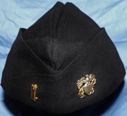 Пилотка унтер-офицера ВМФ.