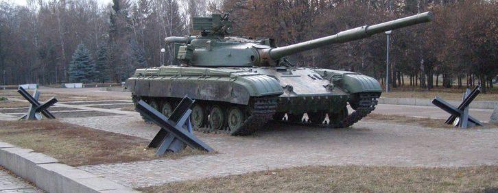 г. Черкассы. Памятный знак 41-й танковой дивизии.