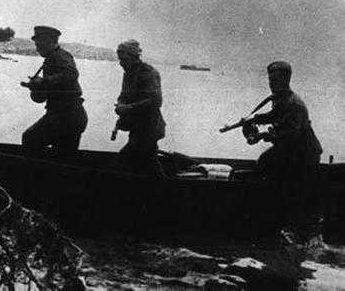 Высадка Аккерманского десанта. Август 1944 г.
