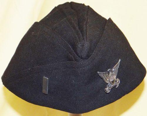 Пилотка офицера береговой охраны.