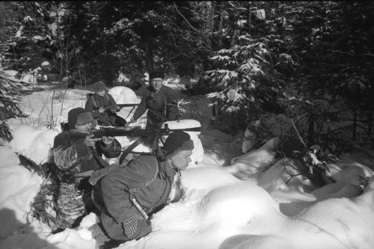 Бои в районе «котла». Декабрь 1944 г.