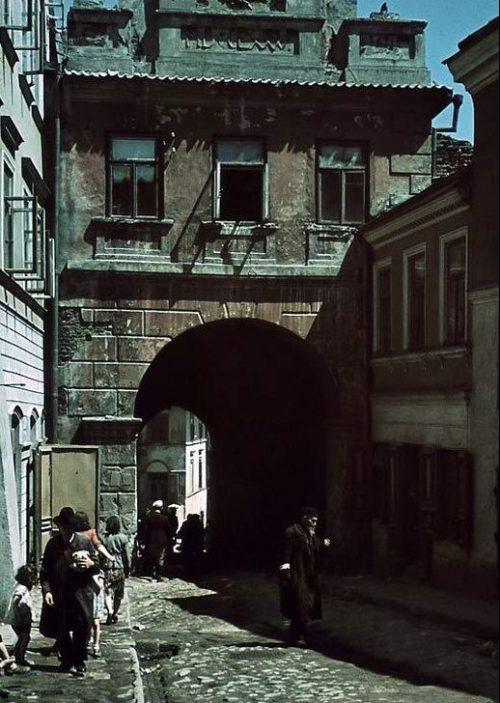 Город в оккупации. Май 1941 г.