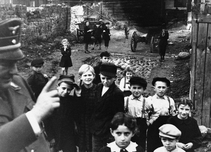 Люблинское гетто. Май 1941 г.