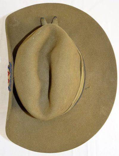 Шляпа офицера ПВО, английского образца