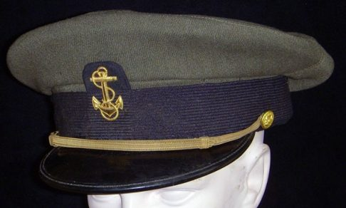 Фуражка курсанта летного училища ВМС.