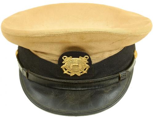 Фуражка унтер-офицера береговой охраны.