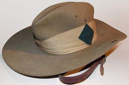 Тропические фетровые шляпы образца 1941 г.