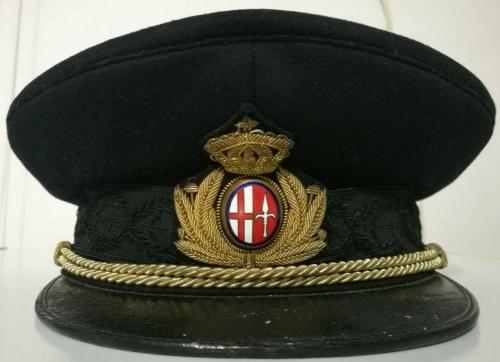 Фуражка офицера ВМФ Республики.