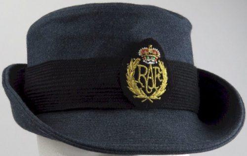 Шляпа служащих женщин WAAF/ WRAF.