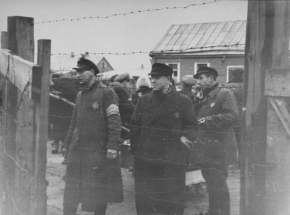 Ковенское гетто. 1943 г.