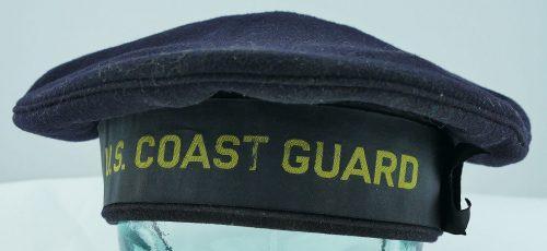 Бескозырка матроса береговой охраны.