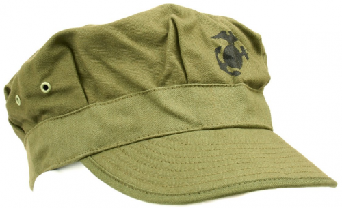 Полевой кепи корпуса морской пехоты М44.