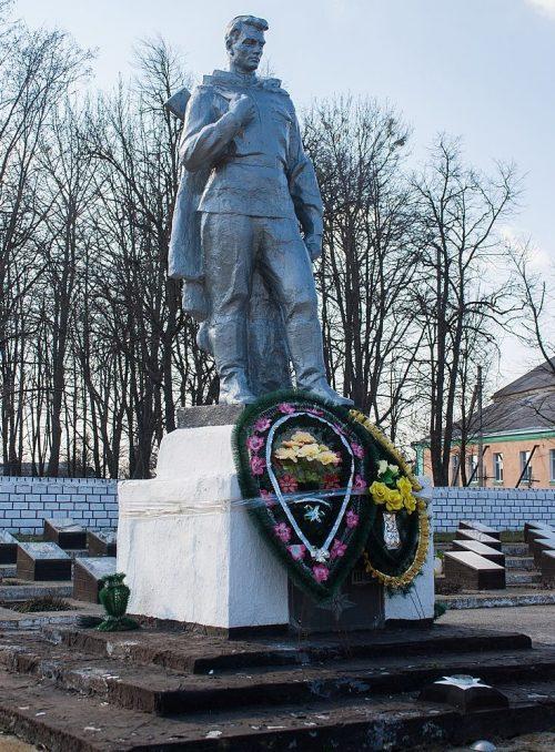 Памятник односельчанам, погибшим в годы войны.