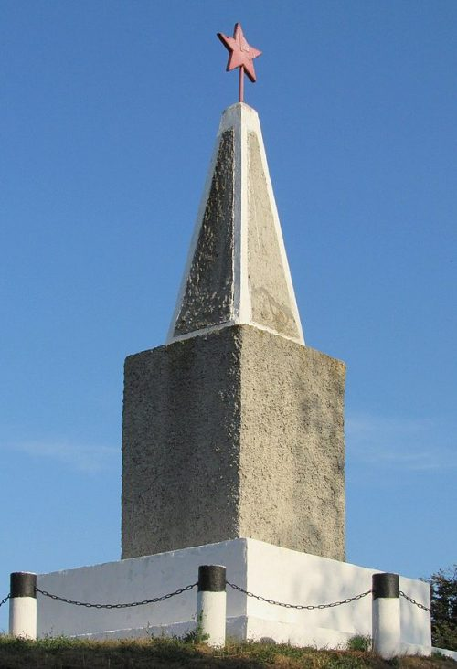 с. Софиевка Золотоношского р-на. Памятник воинам-односельчанам.