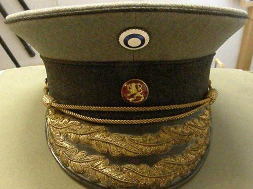 Фуражка старшего офицера М22.