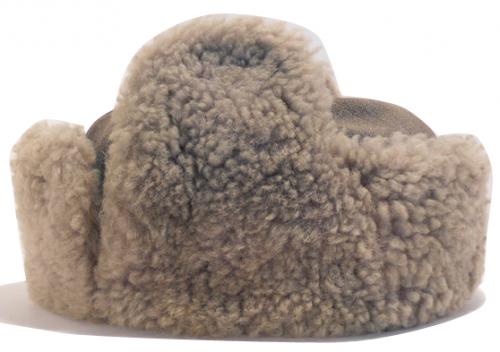 Меховая офицерская шапка образца 1939 года.
