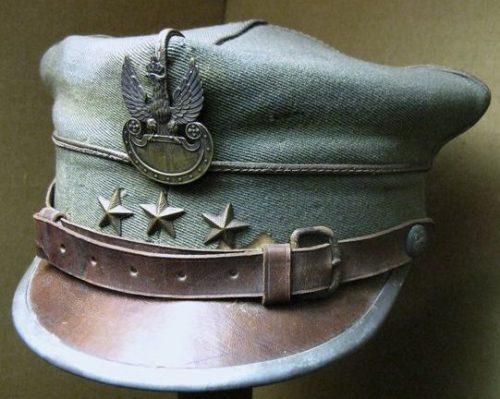 Рогативка офицера образца 1919 года, ставшая прототипом для образца 1935 года.