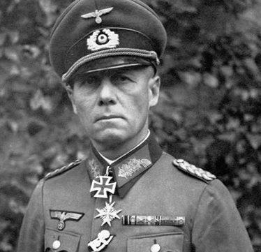 Генерал-фельдмаршал Эрвин Роммель.