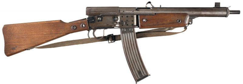 Винтовка Volksturmgewehr Gustloff.