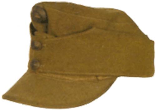 Кепи пехотинца образца 1944 года.