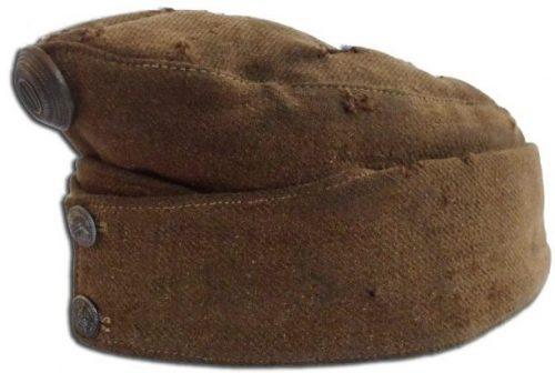 Пилотка шерстяная рядового-пехотинца образца 1920 года.