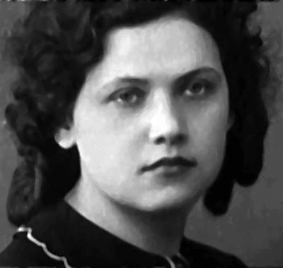 Лидия Адамчик.