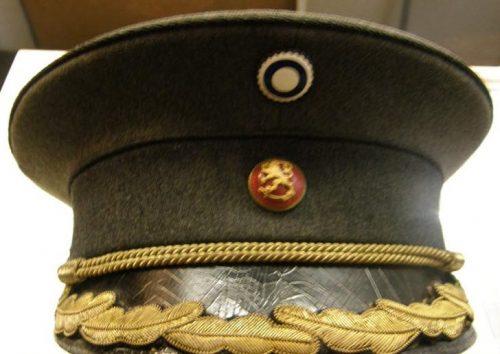 Фуражка офицера М22.