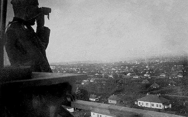 Немцы в Смеле. 1941 г.