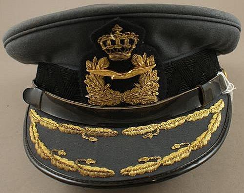 Фуражка старшего офицера ВВС.