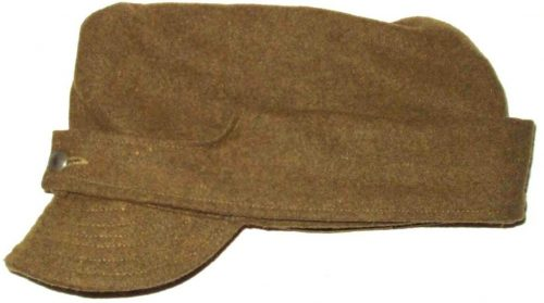 Шерстяной кепи пехотинцев.