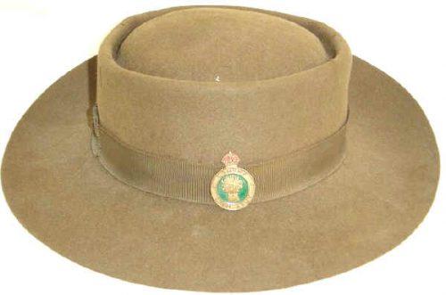 Шляпы женщин-военнослужащих вспомогательных подразделений.