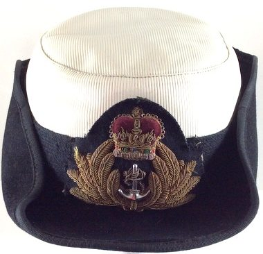 Шляпа женщин военнослужащих вспомогательной службы ВМС.
