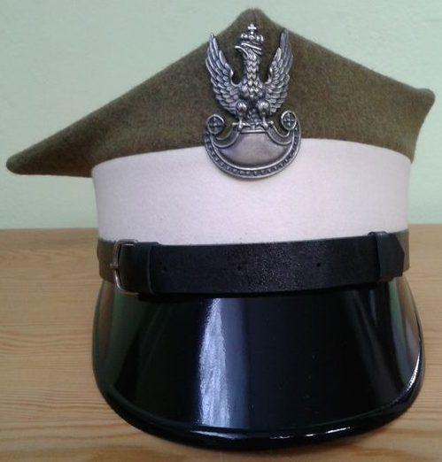 Рогативка 11-го легионерского уланского полка образца 1935 года.