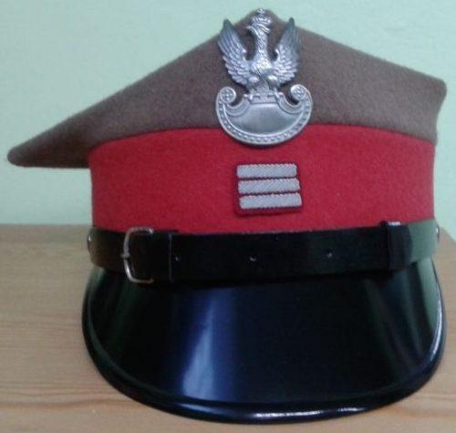 Рогативка 15-го Великопольского кавалерийского полка образца 1935 года.