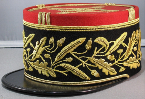 Кепи генералов армии Франции образца 1931 г.