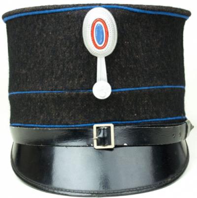 Кепи младшего офицера жандармерии.